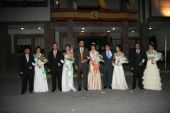 Damas 2008 con sus familiares