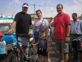 Ganadora Sorteo de la Bicicleta