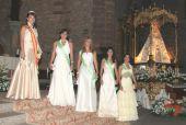 Reina y Damas 2008 en la Iglesia