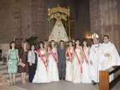 Damas, Corporación y Obispo