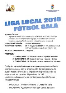 LIGA F. SALA 2018