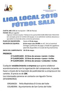 LIGA F. SALA 2019