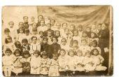 Foto Grupo Colegio Década 1910-1920
