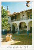 postal de La Casa Grande